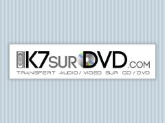 K7 sur DVD